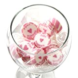 Just Married Rock Sweets Candy Approximately 50 pcs Pink - Wedding Bridal Gifts Guest V, Sachsen Store