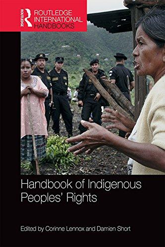 Handbook of Indigenous Peoples' Rights (Routledge International Handbooks)