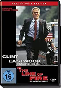 IN THE LINE OF FIRE - DVD-FILM [1993]
