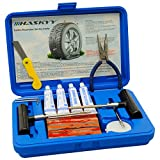 Best Tyre Repair Kits - 45 pieces PRO Tyre repair Set CAR Breakdown Review