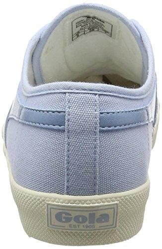 Gola - Coaster, Sneaker basse Donna Blu (Pastel Blue/off White)