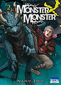 Monster x Monster Edition simple Tome 2