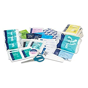 reliance medical refill for child care first aid kit
