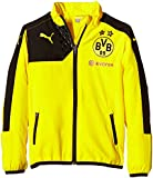 PUMA Kinder Jacke BVB Woven Leisure Jkt with Sponsor