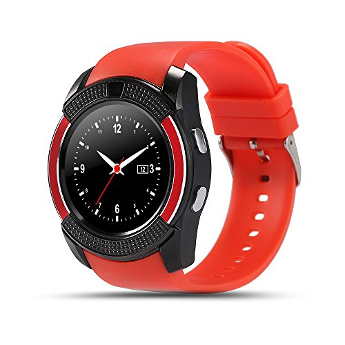 Smart Watch, SMARTER® Smartwatch per Android Bluetooth Fitness Tracker Watch