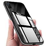 iPhone XS Hülle, KKtick Kratzfeste Case iPhone XS Schutzhülle Ultra Slim Silikon Hülle Bumper...