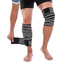Afinder Damen Herren Knieschoner Elastische Kniebandage Verdicken Verl/ängern Atmungsaktive Beinlinge Beinw/ärmer Kniew/ärmer Kniesch/ützer Winter Wollen