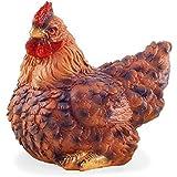 Poules ajouter les articles non en stock for Poule decoration exterieur