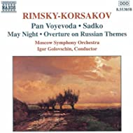 Rimsky-Korsakov: Pan Voyevoda / Sadko / May Night