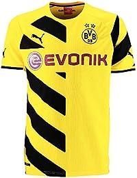 Puma BVB Home Shirt Promo ACTV Active Trikot Men 745815 01 Borussia Dortmund