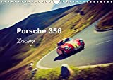 Porsche 356 - Racing (Wandkalender 2019 DIN A4 quer): Porsche 356 Rennfotos (Monatskalender, 14 Seiten ) (CALVENDO Mobilitaet)