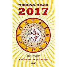 Horóscopo personal 2017 (Astrología)