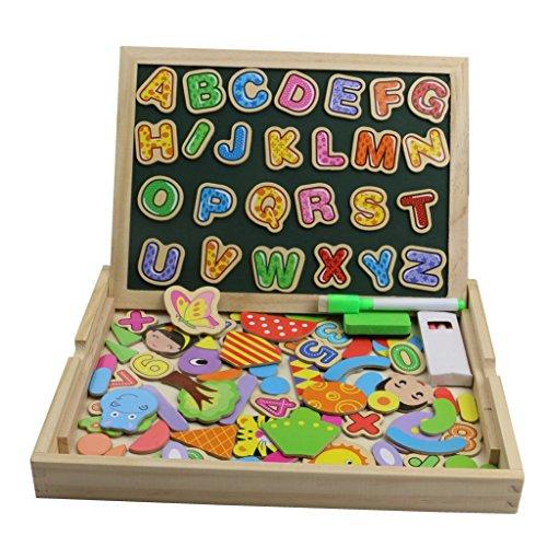 holzspielzeug magnetische holzpuzzle mit holzkiste f r tragen puzzle aus holz tolles geschenk. Black Bedroom Furniture Sets. Home Design Ideas