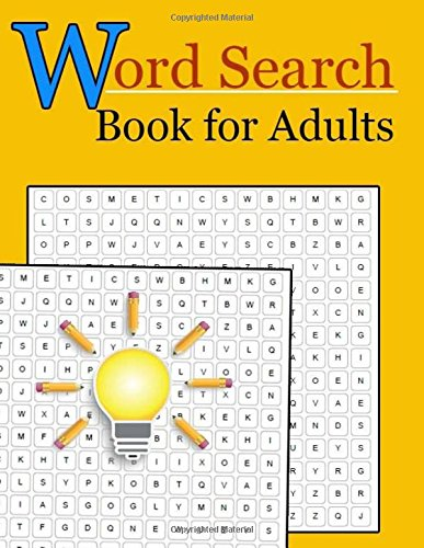 Word Search Book for Adults: 400 Large-Print Puzzles por pichaya bent