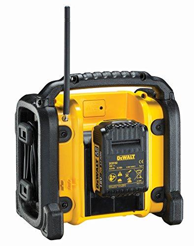 DeWalt DCR019-QW – Baustellenradio - 4