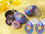 4 x Official Yankee Candle Spring Eggs Melt Collection Tree Decoration Set