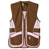 Browning Weste, JR für Sie braun/pink (30505488), damen, Braun / Pink