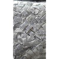 Gel de silice–Lot de 50sachets de gel de silice 1g–Poids total du gel 50g