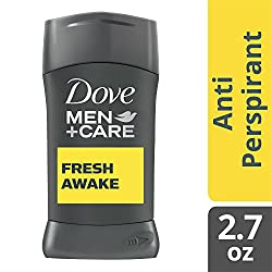 Dove Men+Care Fresh Awake Antiperspirant Deodorant Stick, 2.7 oz