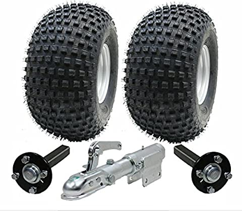 ATV Trailer Kit Räder + Nabe -