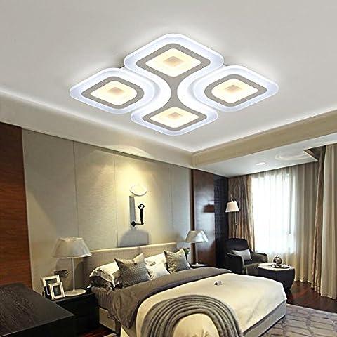 NHD-50*50-36W modern minimalist LED ultra thin ceiling