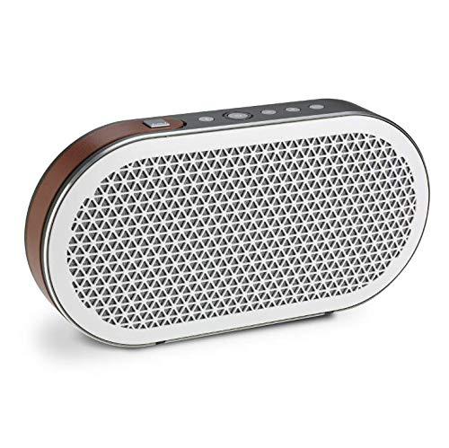 Dali - Katch Portable Bluetooth Lautsprecher - Kompakt - Akku-Spielzeit: 24 Stunden - Maximaler Schalldruckpegel: 95 dB - Aluminium-Konus mit Stoff-Staubschutzkappe - Farbe: Grape Leaf