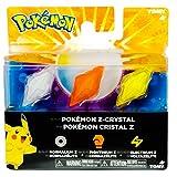 Pokémon - Pack de 3 Cristales Z-Ring (surtido) (Bizak 30699210)