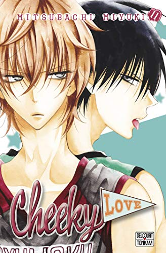 Cheeky love Edition simple Tome 11