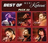 #9: Best Of Meri Kahani Pack 22 (Biggest Artists With Their Greatest Hits In A Pack Of 6 Cds With Xx Tracks)