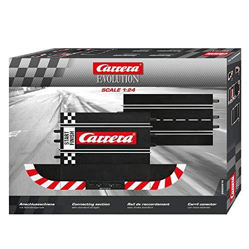 Carrera 20020515 - Anschlußstück (1) mit Standardgerade (1)