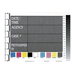 LARGE PHOTO ID CARD, PAD OF 25 by Armor Forensics