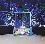 Magische Misty Einhorn Star Light Projektor Kinder LED Kindergarten Nachtlicht Stimmung Lampe