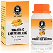 Dr James Skin Whitening Pills With Vitamin c - 60 Capsules