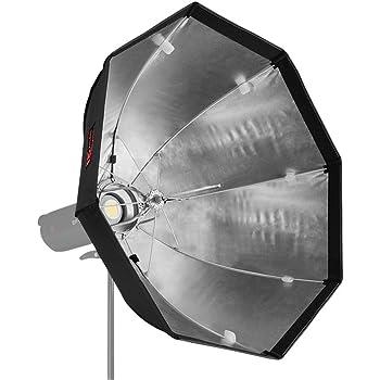 JINBEI K-90 Octagonal Umbrella Softbox erweiterbar mit Grids/Waben