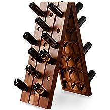 Fabulous Suchergebnis auf Amazon.de für: Weinregal Flaschenregal klappbar Holz BK47