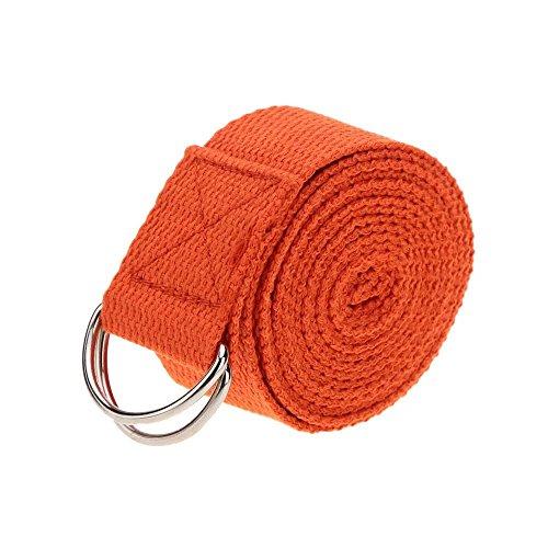 EGoal Yoga Belt – Straps