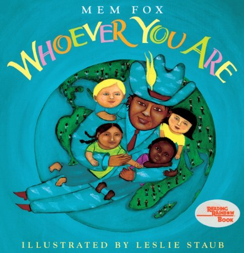 Whoever You Are (Turtleback School & Library Binding Edition) by Mem Fox (2001-08-01)