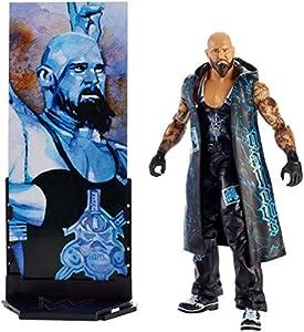 WWE Figura Elite Wrestlemania de acción, luchador, Luke Gallows (Mattel FMG43)