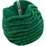 Asein - Bola metal pulido medio verde