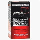 Activlab EXTREME WEIGHT CUTTING (60 Kapseln) - Hardcore Thermo Fatburner für Männer und Frauen - Extrem Stark - für starke Definition und Fettverbennung