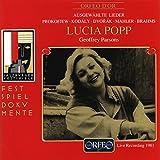 Lucia Popp - Lieder Recital