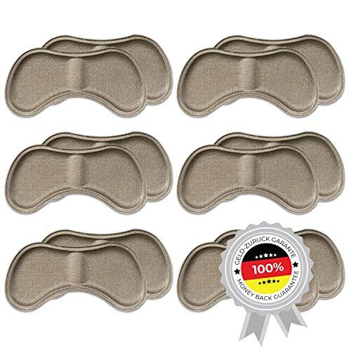 Halbschuhe Schützt Vor Scheuern Und Blasen-bildung In Allen Schuhen üBerlegene Materialien Fersenschutz Pad