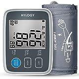 HYLOGY Misuratore Pressione da Braccio Digitale, Sfigmomanometro da Braccio...