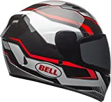 Bell Casco Qualifier Torque Black/Red, tamaño M