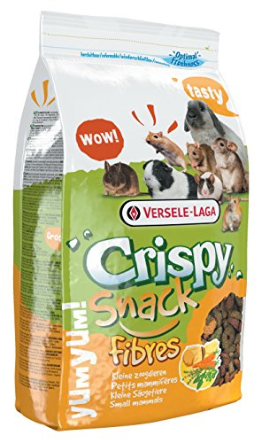 Versele Laga a-17740Crispy Snack Fibra roditori-650gr