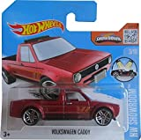 Hot Wheels VW Volkswagen Caddy Maroon Red 3/10 HW Showroom by Hot Wheels