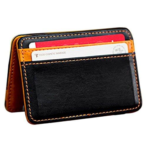 harrystore-unisex-mini-magic-wallet-bifold-leder-dunne-kartenhalter-geldborse-orange