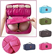 S HOUSE OF QUIRK Multicolour Nylon Toiletry Bag