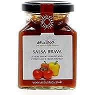 Two Delicioso Salsas - Alioli and Brava