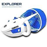 Yamaha Unterwasser Scooter Explorer, weiß/blau, Kinderscooter, Artikel-Nr.: 12605